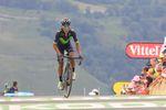 Quintana verlor den Anschluss und die Hoffnung auf das gelbe Trikot schwindet. (Foto: Sirotti)