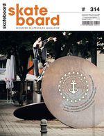 Monster Skateboard Magazine #314