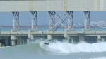 Adrien Toyon surf Libanon