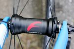Fulcrum Racing Quattro - front hub, RCUK winter bike