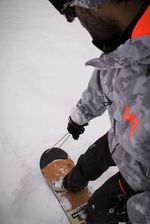 Happ Snag Snowboard Recycling Upcycling
