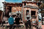 Die Base des Nitro Snowparks. credit: saalbach.com