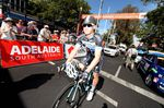 Mark Renshaw kümmert sich darum Cavendish in die richtige Sprint-Position zu bringen. (Foto: Sirotti)
