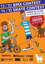 Am 13. Oktober 2018 findet in der Reithalle Ulm ein BMX-Contest statt, für den derzeit extra neue Obstacles gebaut werden. Mehr dazu hier.