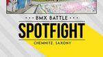 Am Wochenende vom 9.-10. Juni 2018 findet in Chemnitz die zweite Auflage des Spotfight BMX-Battles statt. Hier erfährst du mehr.