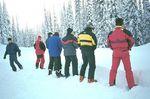 peeing-skiers