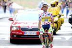 Rafal Majka triumphierte bei der 2014er-Ausgabe der Tour de France auf dem Pla d