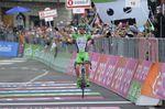 Giulio Ciccone gewinnt die 10. Etappe des Giro d