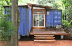 2 Shipping Container Home, - Savannah Project, Price Street Projects, - Florida, (2)