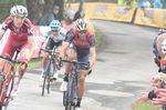 Froomes Rivalen witterten ihre Chance - Nibali griff an und Froome konnte nicht folgen. Nibali konnte seinen Zeitabstand auf Froome auf 1:14 verringern. (Foto: Sirotti)