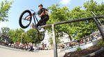 BMX, Streetfood, Party hart: Vom 5.-6. August 2017 geht es wieder beim Bielefeld City Jam im Kesselbrink Bike- und Skatepark rund. SAVE THE DATE!