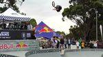 Larry Edgar hat den ersten Lauf des Vans BMX Pro Cup 2018 in Sydney (Australien) gewonnen. Wir haben die Highlights eines rasanten Contests für euch.