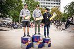 Die Gewinner des Pro-Park-Contests auf dem Bielefeld City Jam 2019