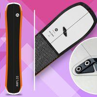 amplid milligram, splitboard, snowboard, splitboard guide