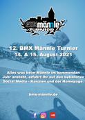 Wenn nichts dazwischenkommt, steigt das BMX Männle Turnier 2021 vom 14.-15. August im Skatepark Tuttlingen