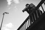 Pocher von der Ciao Crew bei der Arbeit; Foto: Vincent Sylvain