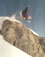 Snowboarden war alles in den 90zigern