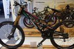 Downhill-Bike aus Südafrika: Morewood Makulu 2014! Das Bike stellen wir Euch in den nächsten Tagen auch in einem Video vor.