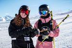 Bei der Girls Shred Session gehört der Snowpark den Ladies! credit: Chris Riefenberg