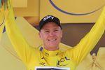 Aber er konnte das gelbe Trikot wieder erfolgreich verteidigen (Foto: Sirotti)