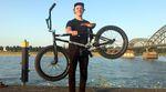 Jede Menge Prototypen von wethepeople und éclat und die neuen Schwalbe Big Street Reifen: Herzlich Willkommen zu unserem Bikecheck mit Felix Prangenberg.