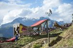 Crankworx Les 2 Alpes Slopestlye - Photo: Nico Joly