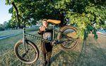 Für diesen Bikecheck haben wir das wethepeople-Rad des NORA-Cup-Gewinners und X-Games-Teilnehmers Felix Prangenberg einmal genauer unter die Lupe genommen.