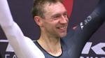 Jens Voigt hat es geschafft. Der Stundenweltrekord ist geknackt.