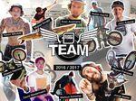 Das kunstform-Team 2016/17