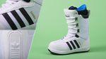 adidas Samba Snowboard Boot 2016-2017