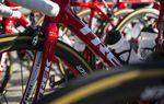 Auch die Laufräder werden von Bontrager gestellt. Die Aeolus Karbonräder stehen in verschiedenen Ausführungen zur Verfügung. Die Fahrer können, je nach Bedingung, zwischen unterschiedlichen Tiefen wählen. (Foto: Trek Factory Racing)