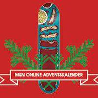 Monster Skateboard Magazine Adventskalender | skate mental