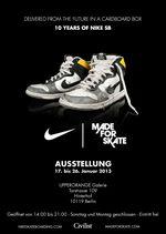 10 Years of Nike SB Exhibition
