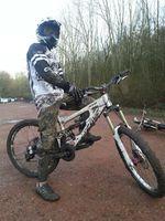 Gianni Cove STD Portrait User Bike Check