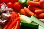 Vegetables, diet, nutrition (Pic: Martin Cathrae)