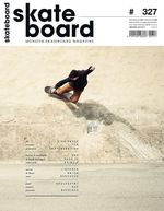 Monster Skateboard Magazine 327