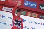Nach der 6. Etappe liegt Chris Froome weiterhin in Führung. (Foto: Sirotti)