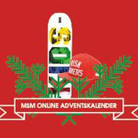 DGK Monster Skateboard Magazine Adventskalender