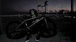 Simone Barraco hat sein Novus-Signaturerad von Subrosa auf den Straßen von BCN Probe gefahren. Scheint so, als wäre er damit richtig gut zurechtgekommen.