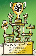 Jetzt ist es endlich amtlich: Vom 14.-16. Juni 2019 findet ein Stopp des VANS BMX Pro Cup in Waiblingen vor den Toren Stuttgarts statt! Mehr dazu hier.