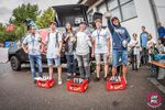 Die Gewinner der Proklasse auf dem Woodstone 2.0 Contest 2016 (v.l.n.r.): Miguel Franzem (3.), Jonas Lindermair (2.) und Fabian Haugk (1.)
