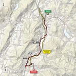 Die 16. Etappe führt von Trento entlang des Adige nach Rovereto.