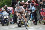 Christophe Riblon, l'Alpe d'Huez