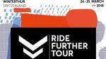 Die Ride Further Tour startet vom 24.-25.3. mit einem Park- und Bowlcontest im Skills Park, einer der größten Trendsporthallen Europas, in ein neues Jahr.