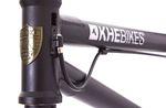 Am Silencer LT von KHEbikes ist das Affix-BMX-Rotorsystem verbaut