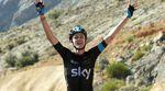 Chris Froome unterstützt das britische Team bei der UCI Weltmeisterschaft. (Foto: Bruno Bade/ASO)