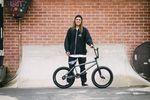Lukas Häusler und sein Excelsior von Sunday Bikes