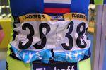 Das Trikot wurde von Micheal Rogers getragen, als er die 16. Etappe der Tour de France 2014 gewann.