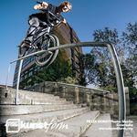 kunstform BMX Shop Poster mit Felix Donat