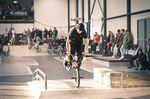 Jeffrey Oehri hatte eine Extraportion Vorderradkontrolle aus Lichtenstein mit nach Stuttgart gebracht